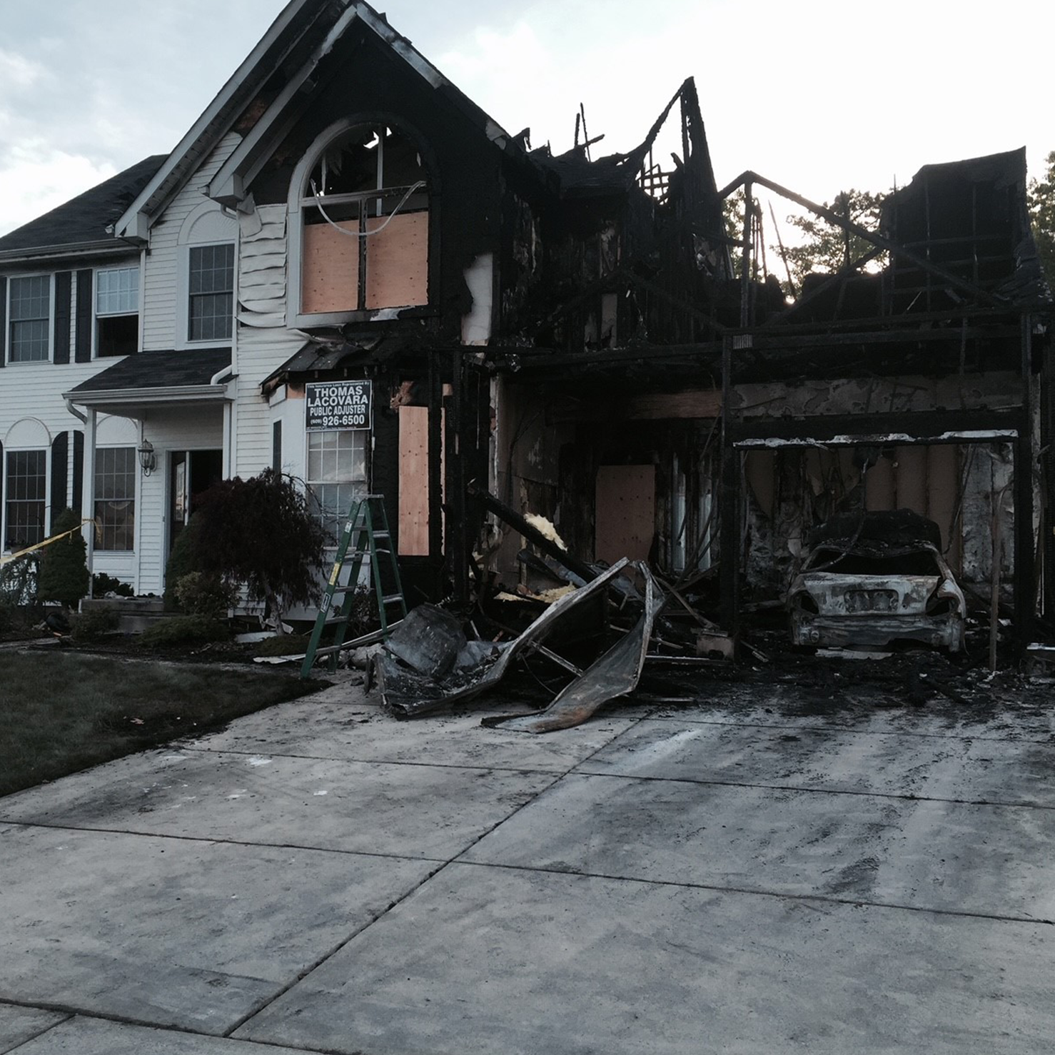lacovara house fire